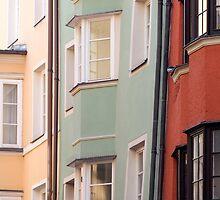 Urban Views III by Walter Quirtmair