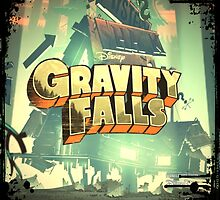 """""""Gravity Falls""""- """"The Way Things Change"""" by SirOrin"""