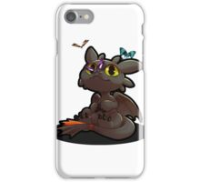 Chibi toothless ! iPhone Case/Skin