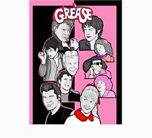 Grease tbird and pink ladies character collage Unisex T-Shirt