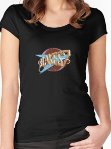 Blakes 7 Women's Fitted Scoop T-Shirt