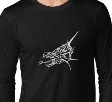 Dragon Head B&W T-Shirt