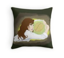 Bride of the Pickled Genius Throw Pillow