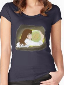 Bride of the Pickled Genius Women's Fitted Scoop T-Shirt