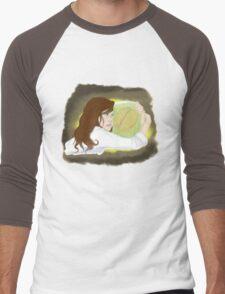 Bride of the Pickled Genius Men's Baseball ¾ T-Shirt