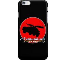 ThunderHawk Ho! iPhone Case/Skin