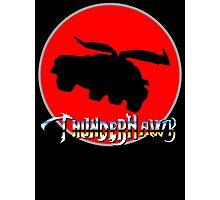 ThunderHawk Ho! Photographic Print