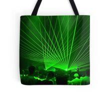 Global Lasers Tote Bag