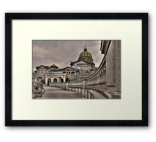 Pennsylvania State Capital Framed Print