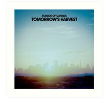 Boards Of Canada - Tommorow's Harvest Art Print