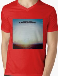 Boards Of Canada - Tommorow's Harvest Mens V-Neck T-Shirt