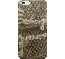 Lobster Pots iPhone Case/Skin