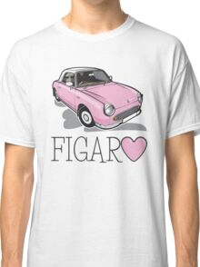 Nissan Figaro - Pink Classic T-Shirt