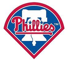 Philadelphia Phillies Logo by sidKNEE11