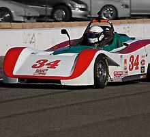 SCCA Racecar SRF3 34 by DaveKoontz