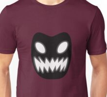 Naruto - Kyuubi Tailed Beast 4 Tails Face Unisex T-Shirt