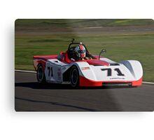 SCCA Racecar SRF 71 Metal Print
