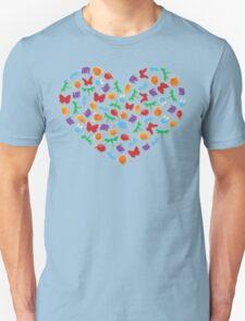Love Bugs Unisex T-Shirt