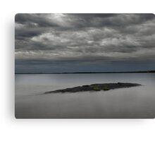 Wabigoon Lake 3 Canvas Print