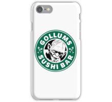 Gollums Sushi Bar iPhone Case/Skin