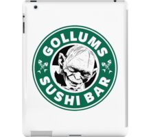 Gollums Sushi Bar iPad Case/Skin