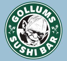 Gollums Sushi Bar Kids Tee