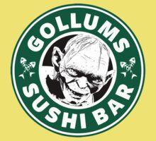 Gollums Sushi Bar Kids Clothes