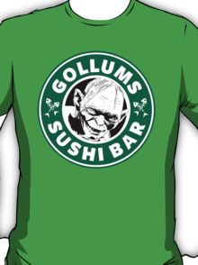 Gollums Sushi Bar T-Shirt
