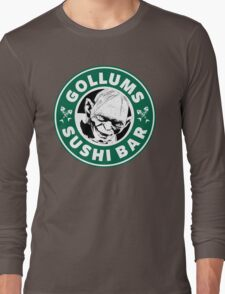Gollums Sushi Bar Long Sleeve T-Shirt