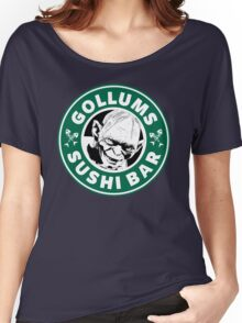 Gollums Sushi Bar Women's Relaxed Fit T-Shirt