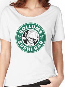 Gollums Sushi Bar Women's Relaxed Fit T-Shirt
