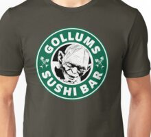 Gollums Sushi Bar Unisex T-Shirt