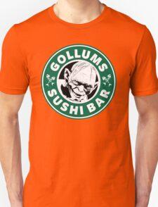 Gollums Sushi Bar Unisex T-Shirt