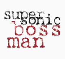 Super Sonic Boss-Man by Jayca