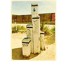 PCT Pacific Crest Trail Southern Terminus Photographic Print