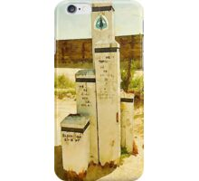PCT Pacific Crest Trail Southern Terminus iPhone Case/Skin