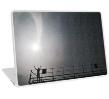 The Shower From Above Laptop Skin