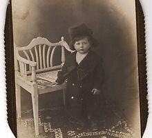 MY FATHER     1903 EDINBURGH SCOTLAND by DIANEPEAREN