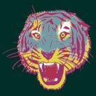 Tiger Massacre by Kaylie McD