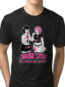 Cannibal Cuties Tri-blend T-Shirt