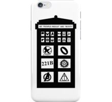 My People Skills are Rusty iPhone Case/Skin