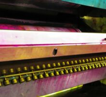 Commercial Printing - CMYK Sticker