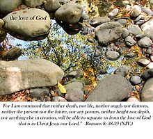 Love of God Romans 8:38-39 by Catherine Davis