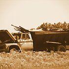 Rusty Old Truck by bubbledrew
