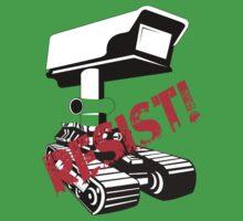 Resist Surveillance One Piece - Short Sleeve