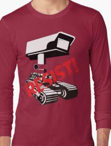 Resist Surveillance Long Sleeve T-Shirt
