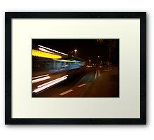 No 34 Framed Print
