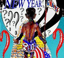 Happy New Year??? by Seth  Weaver