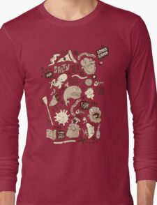 Salty Sea Long Sleeve T-Shirt