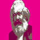 Pink Karl Marx by Synastone
